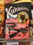 Original Kuhbonbons Erdbeer Lakritz