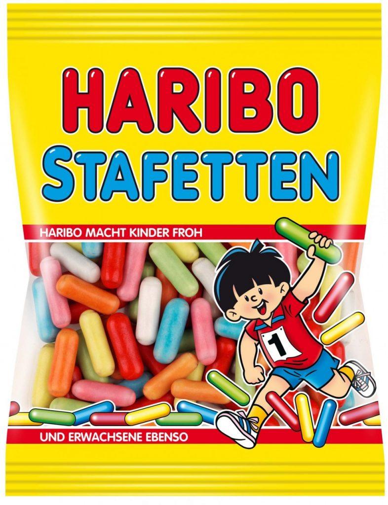 Haribo Stafetten Lakritz