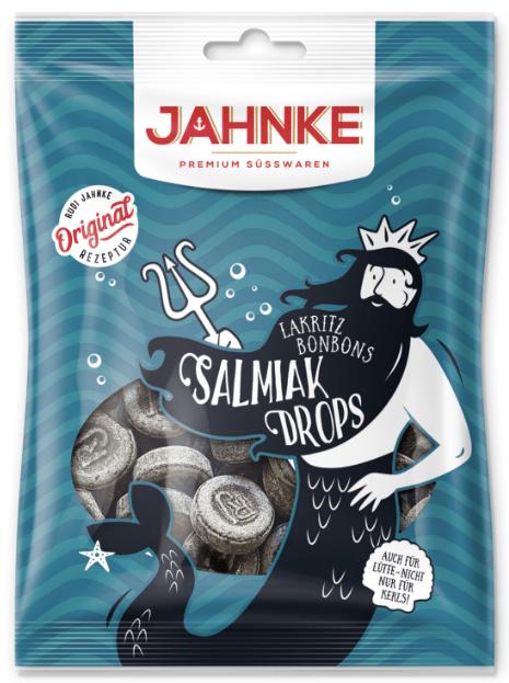 Jahnke Salmiak Drops Original