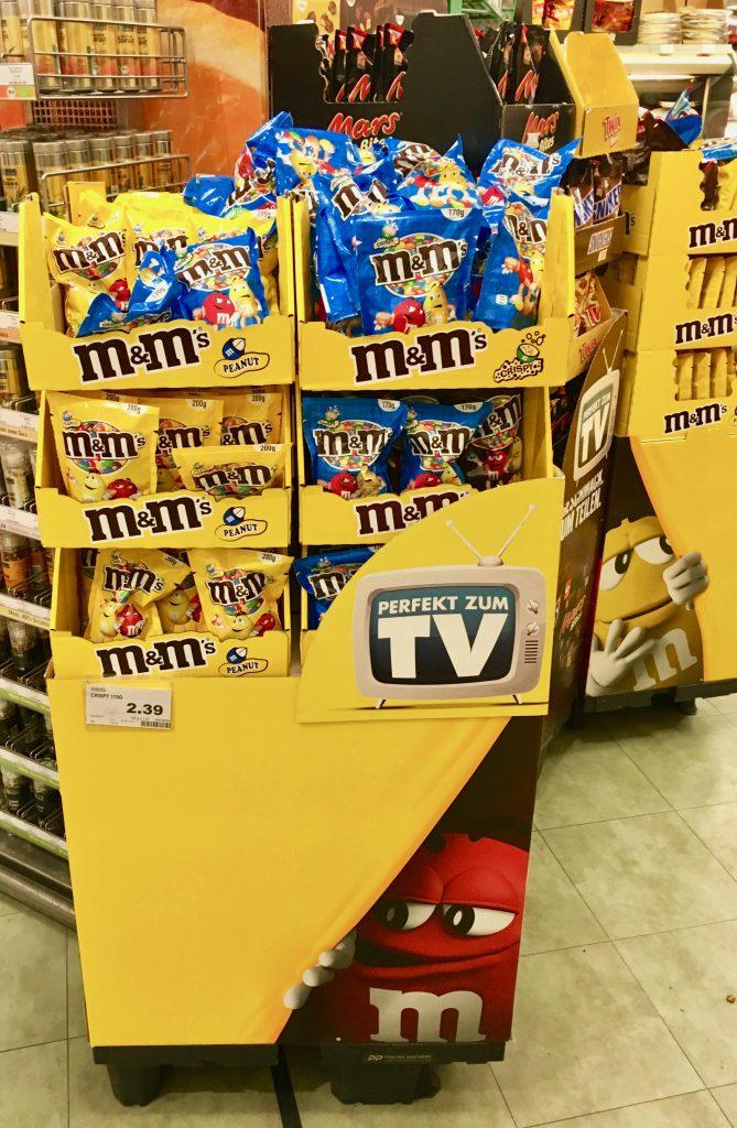 Vom Werk ins Regal: Warum es für Hersteller so teuer ist, neue Süßigkeiten auf den Markt zu bringen
