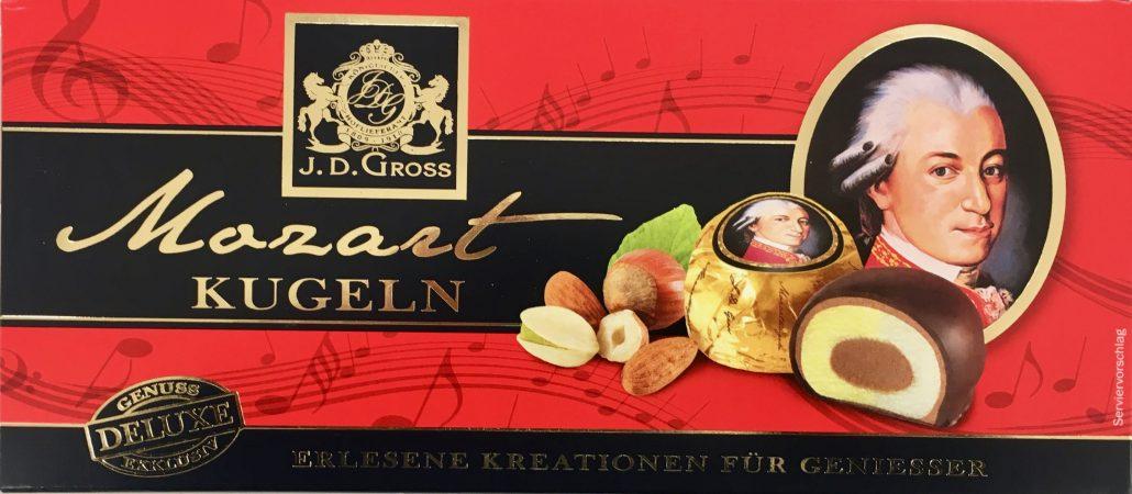 Mozartkugeln JD Gross Halloren