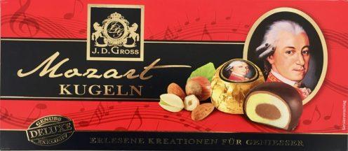 Mozartkugeln JD Gross Halloren Lidl