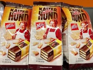 Oma Hartmanns Kalter Hund Mini Kekse Softbeutel