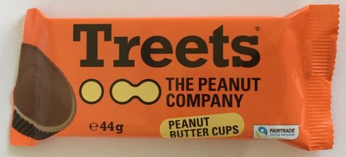 Piasten Treets Peanut Butter Cups Fairtrade