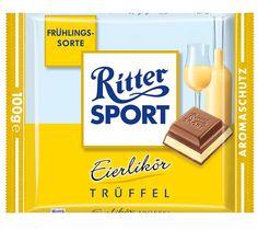 Ritter Sport Eierlikör Trüffel