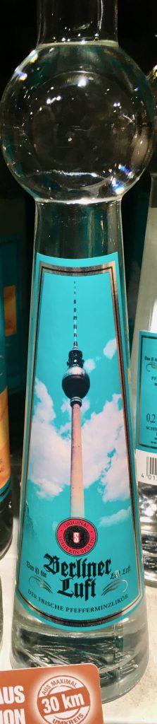Schilkin Berliner Luft Fernsehturm
