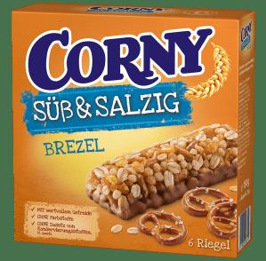 Schwartau Corny-süß-salzig-Brezel