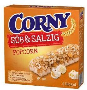 Schwartau Corny süß+salzig Popcorn