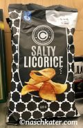 Chipventures from Finland Salty Licorice Chips