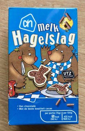 Albert Heijn Melk Hagelslag