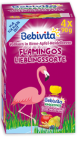 Bebivita Vollkorn-Birne-Apfel-Heidelbeere Flamingo