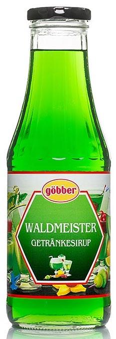 Göbber Waldmeister Getränkesirup
