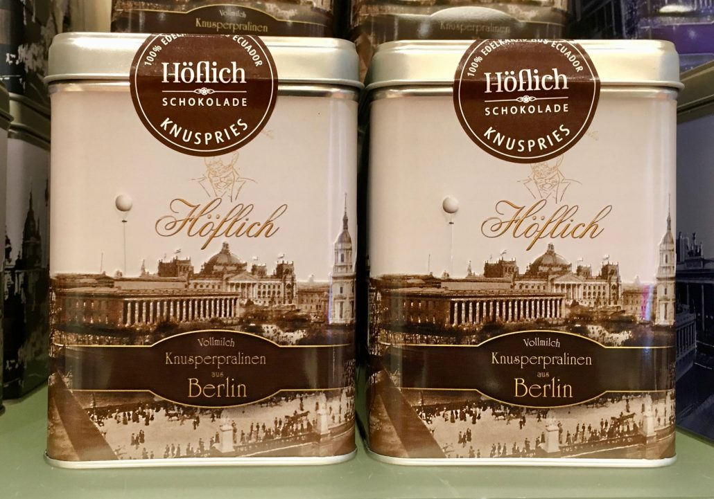 Noch eine Berlin-Schmuckdose mit Knuspries von Höflich.