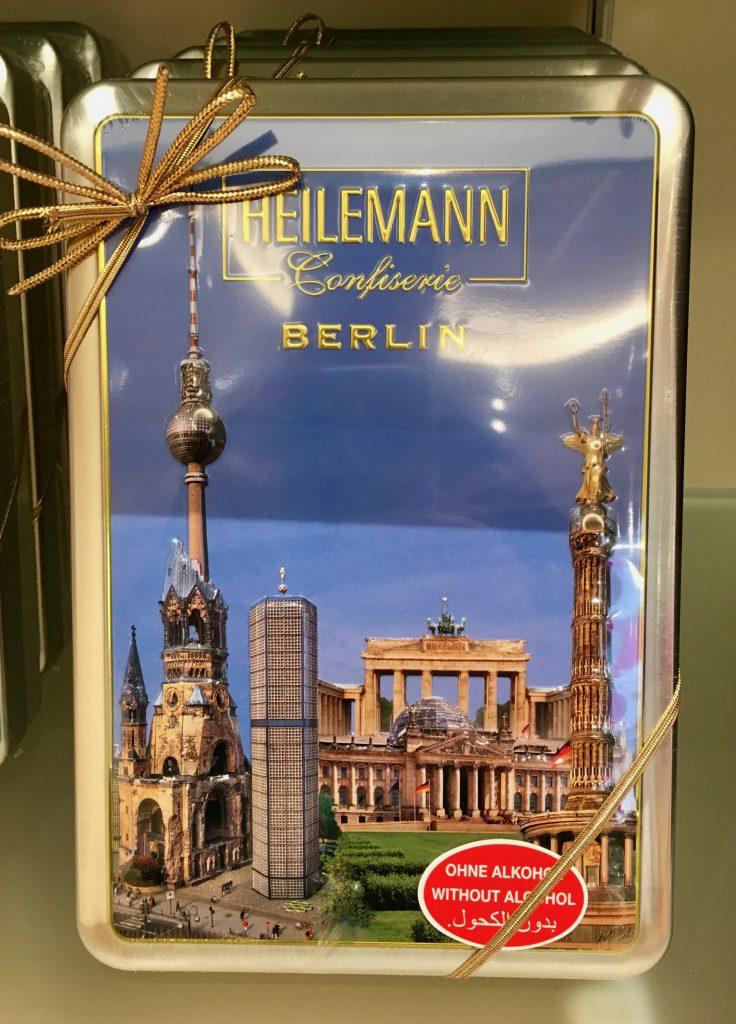Heilemann Schmuckdose Berlin