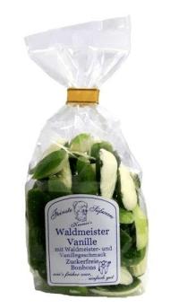 Kramers Feinste Süßwaren Waldmeister Vanille Zuckerfreie Bonbons