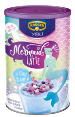 Krüger Mermaid Latte