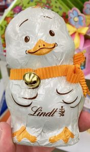 Lindt Comicente Ostern Schokolade