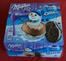 Milka SnowBalls Oreo