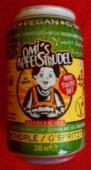 Omi's Apfelstrudel Schorle
