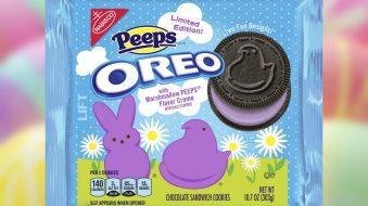 Oreo Peeps dark-pink