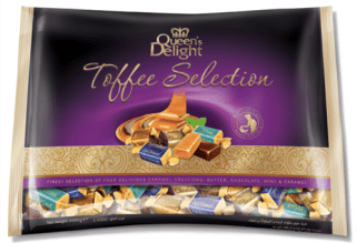Ragolds Queen Delight Toffee Selection Beutel