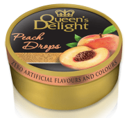 Ragolds Queen's Delight Peach Drops