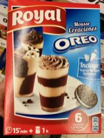 Royal Mousse Creaciones Oreo