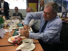 Sweetie Award Wilfried Schmidt Business Developement International BDI FZ Co