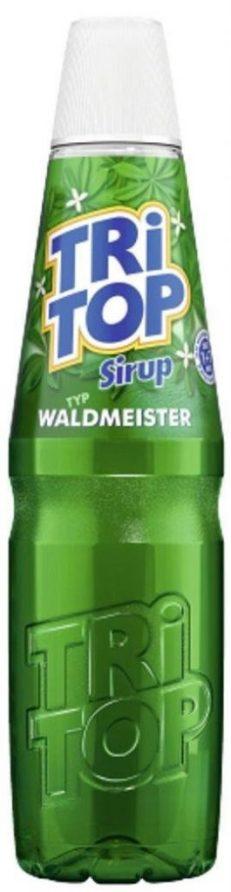 TriTrop Sirup Waldmeister