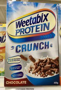 Weetabix Protein Crunch Chocolate