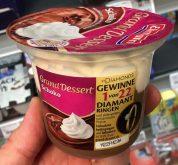 Ehrmann Grand Dessert Schoko Gewinnspiel Diamant