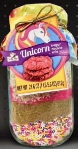 Einhorn Backmischung Unicorn