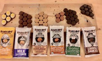 Handsoff Schokoladen Assortment Holland
