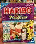 Haribo Penguins 30% weniger Zucker