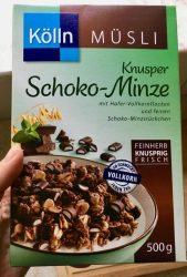 Kölln Müsli Knusper Schoko-Minze