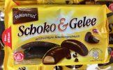 Geleefrüchte Mauritius Schoko + Gelee Aldi