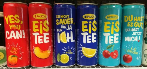 Rauch Yes You Can Eistee