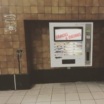Süßwaren-Getränke-Automat Bad Nauheim