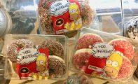 Simpsons Donuts Frischeboxen Teigwaren