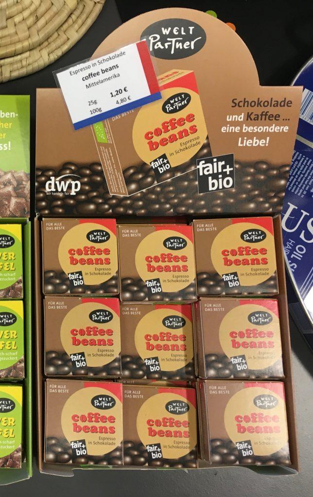 Weltpartner Coffee Beans Fairtrade