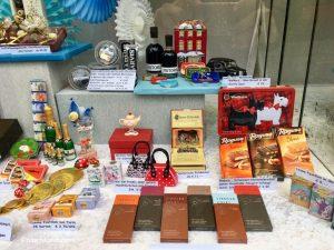 Süßes Eck Wien Austria Schaufenster Tiroler Schokolade Walkers Lakritz