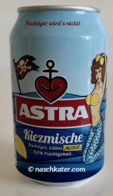 Astra Kiezmische Alsterwasser Dose Meerjungfrau
