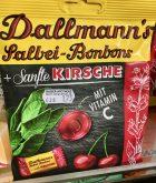 Dallmanns Salbei-Bonbons+sanfte Kirsche