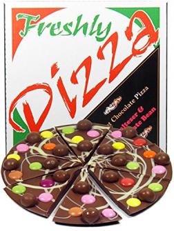 Freshly Pizza Schokolade