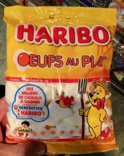 Haribo France Oeufs au Plait Spiegeleier