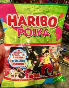 Haribo France Polka