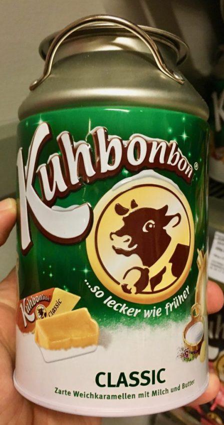Kuhbonbons Classic Weichkaramellen Schmuckdose