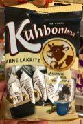 Kuhbonbons Sahne Lakritz