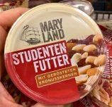 Maryland Studentenfutter mit Erdnüssen