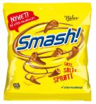 Nidar Smash! Süß-salzige Maistornados mit Schokolade